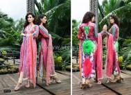 Mavi Designer Winter Dresses 2014 By Shariq Textiles 4