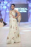 Sania Maskatiya in PFDC L'Oreal Paris Bridal Week 2014 Day 1 Pictures