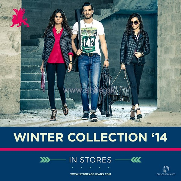 Stoneage Winter Dresses 2014-2015 For Boys and Girls 6