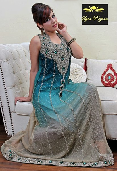 Vibgyor By Syra Fall Dresses 2014 For Women 001