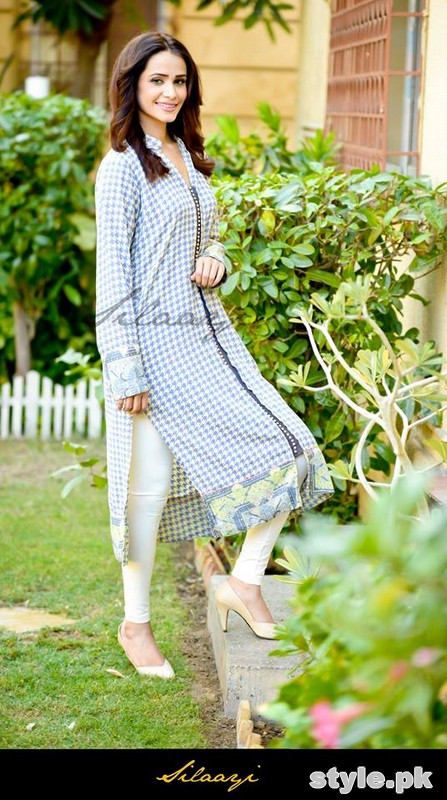 Silaayi Winter Dresses 2014 For Women 2