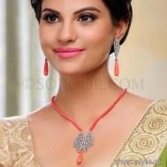 Sonoor Jewels Jewellery Designs 2014 For Winter 2
