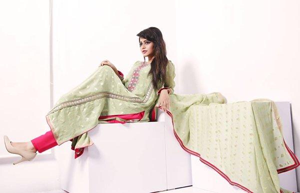 Zunaira's Lounge Fall Dresses 2014 For Women 007