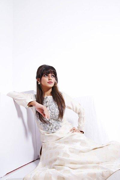 Zunaira's Lounge Fall Dresses 2014 For Women 008