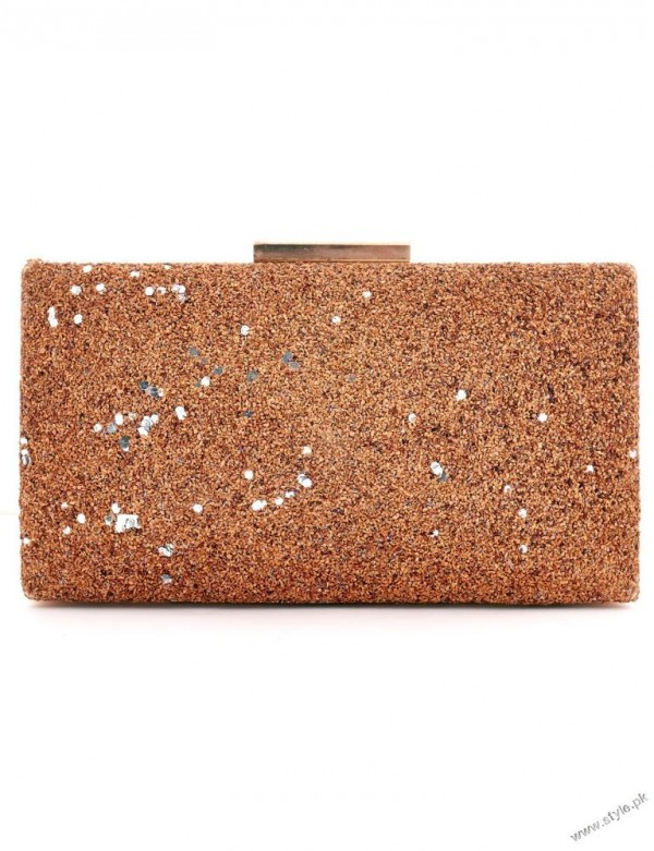 clutches dark salmon clutch purses and handbags for ladies by zeen
