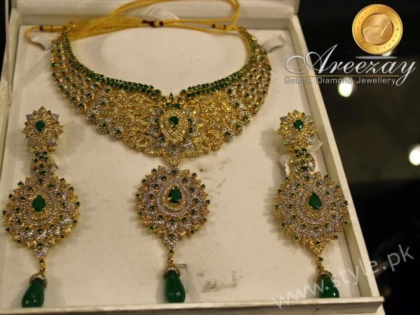 Stylish Bridal Necklace Sets 2017 Wedding Jewelry For Brides