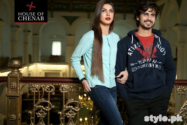 House Of Chenab Winter Dresses 2014-15 For Boys and Girls 1