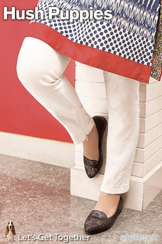 Hush Puppies Winter Shoes Designs 2014-15 For Women 7