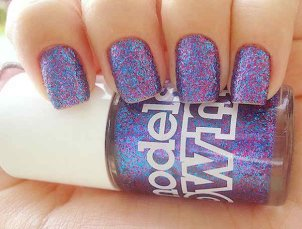 Latest Nail Art Designs 2014 For New Year 0013