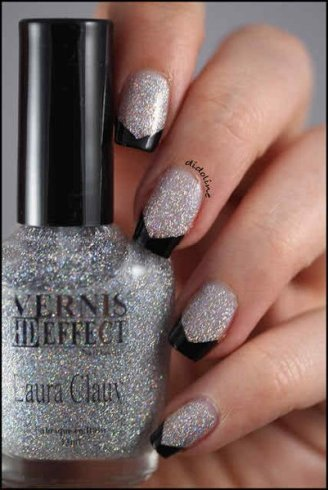 Latest Nail Art Designs 2014 For New Year 009