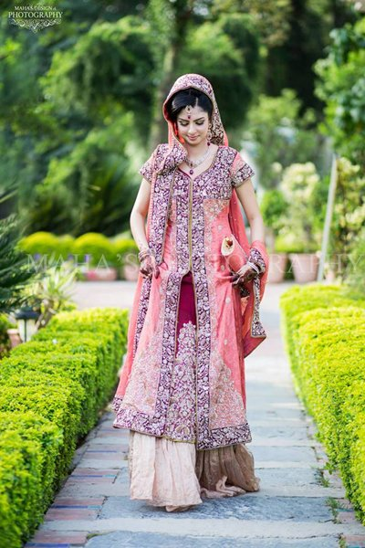 Pakistani Bridal Dresses 2015 For Women 008