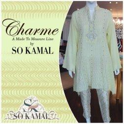 So Kamal Casual Wear Dresses 2014 For Women 018