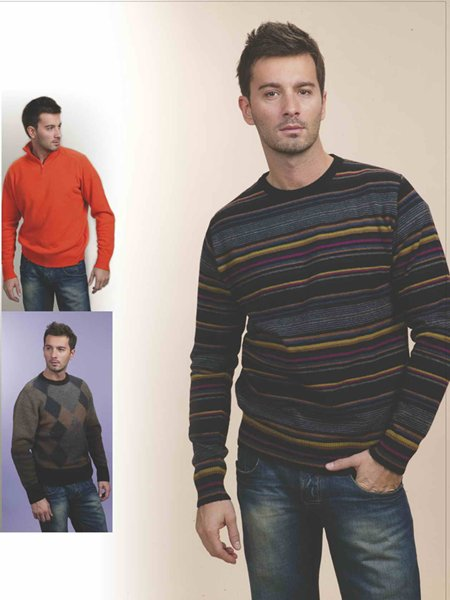 Trends Of Winter Sweaters 2014-2015 For Men 005