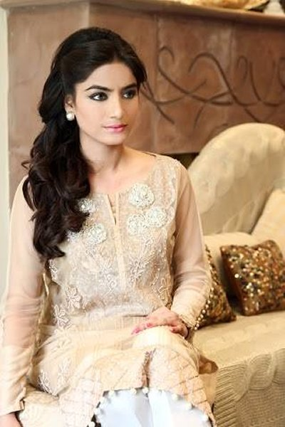 Zainab Salman winter dresses 2014 for women 004
