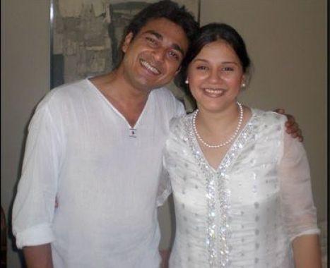 salma hassan and azfar ali divorce