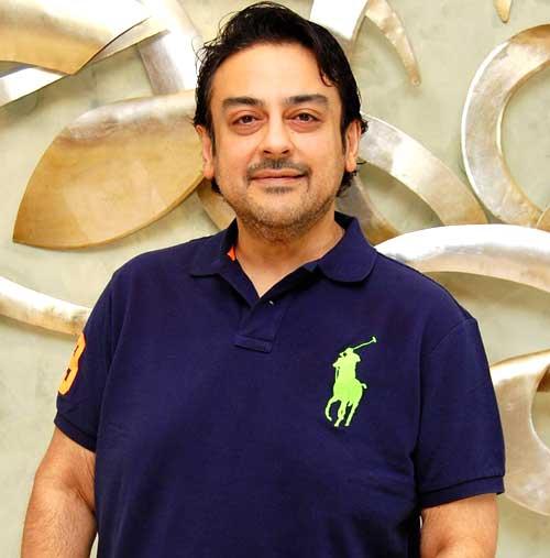 Adnan Sami in India