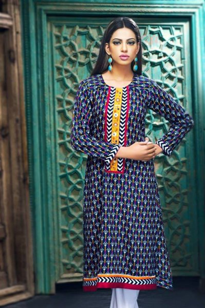 Bonanza Satrangi Winter Dresses 2015 Volume 2 For Women 006