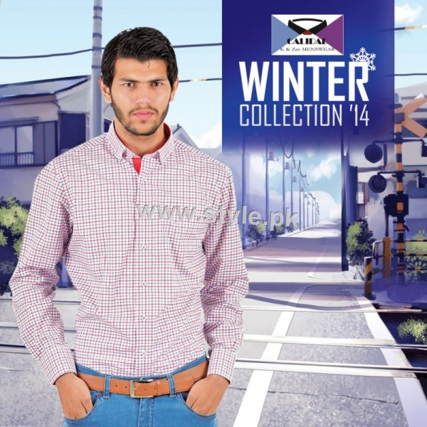 CALIDAD Winter Dresses For Men
