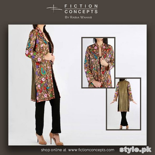 Fiction Concepts Winter Arrivals 2015 For Girls 2