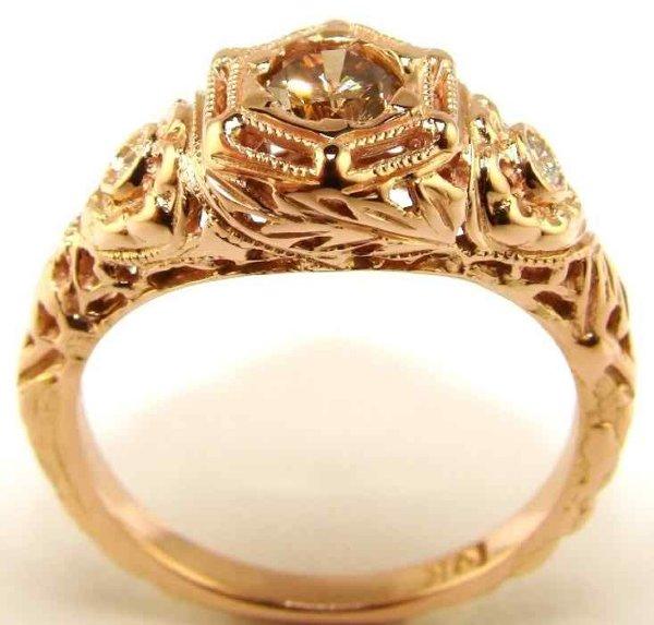 Gold Wedding Rings 2015 For Girls 006