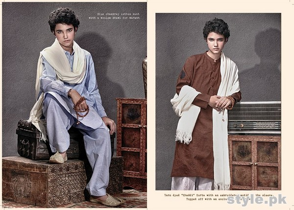 Shahnameh Menswear Collection 2015 For Winter 5