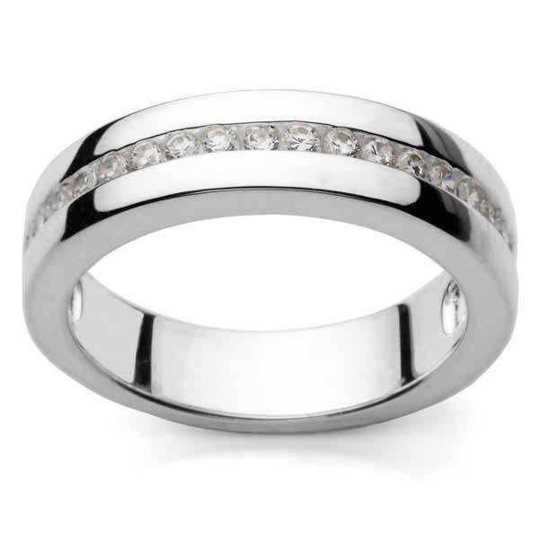 Silver Wedding Rings 2015 For Girls 0015