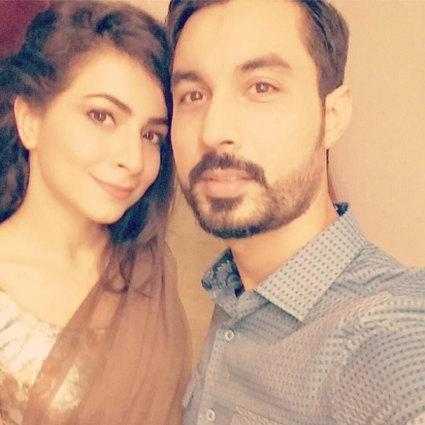dua malik and sohail haider post wedding