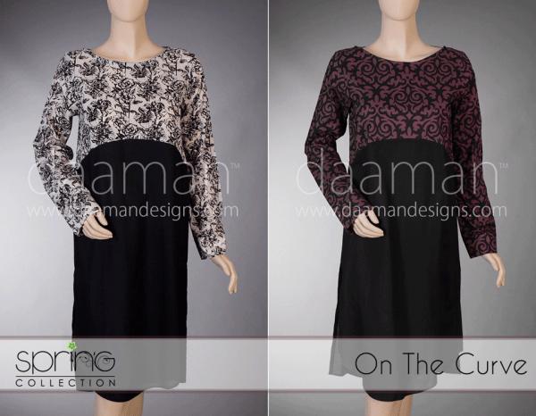 Daaman Spring Dresses 2015 Volume 2 For Girls 0010