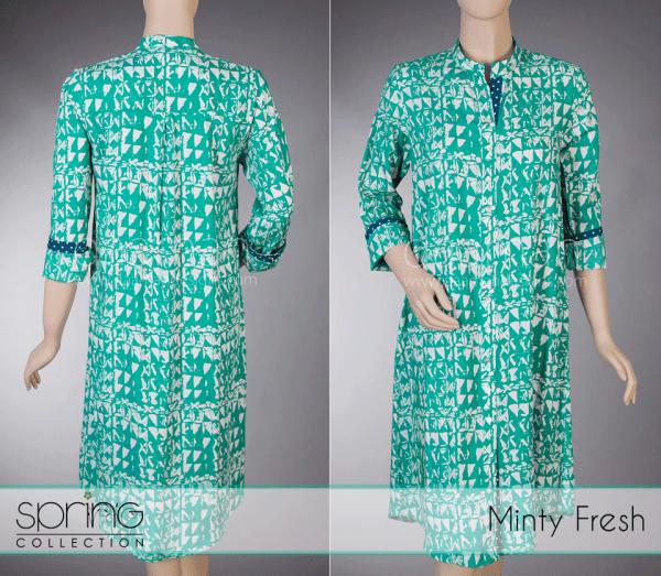 Daaman Spring Dresses 2015 Volume 2 For Girls