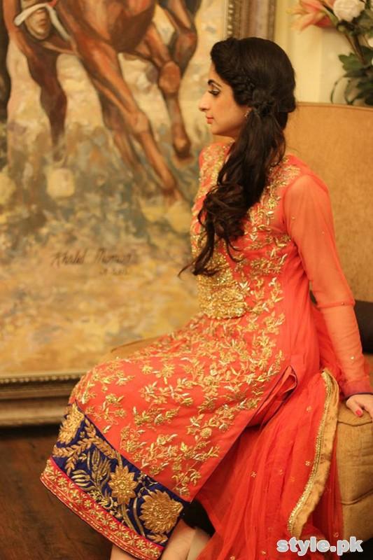 Nargiz Hafeez Formal Dresses 2015 For Women 5