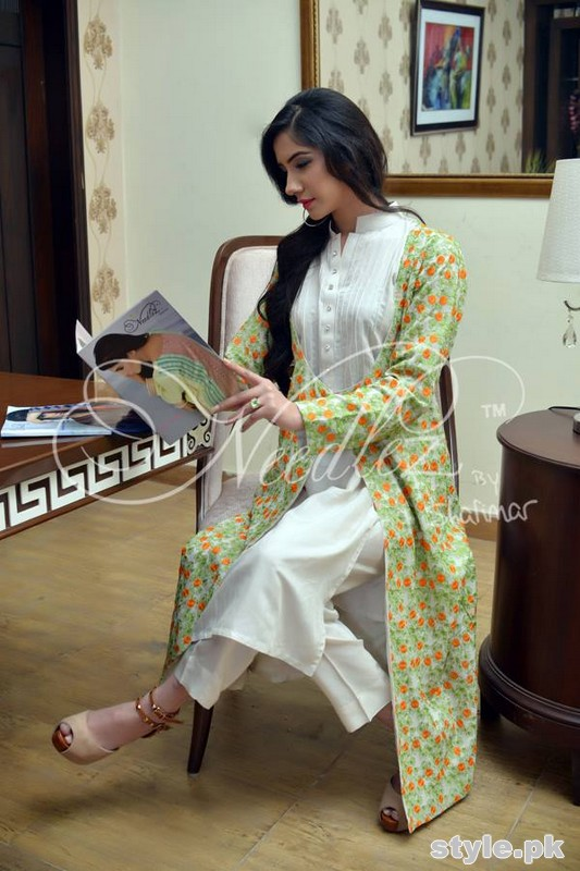 Needlez by Shalimar Summer Collection 2015 For Girls 8