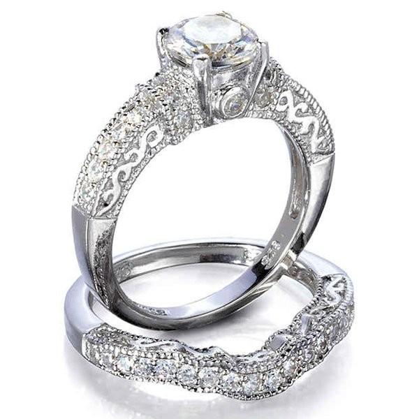 Designs Of Vintage Engagement Rings