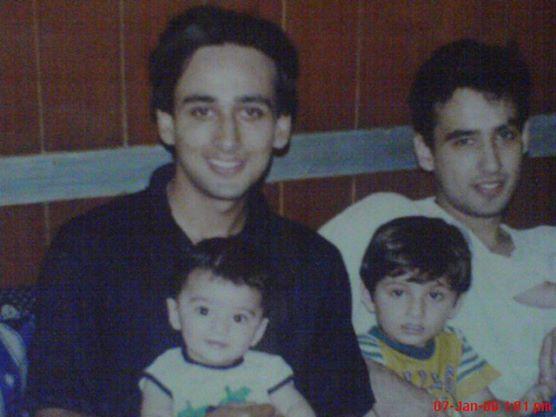 Sami Khan childhood