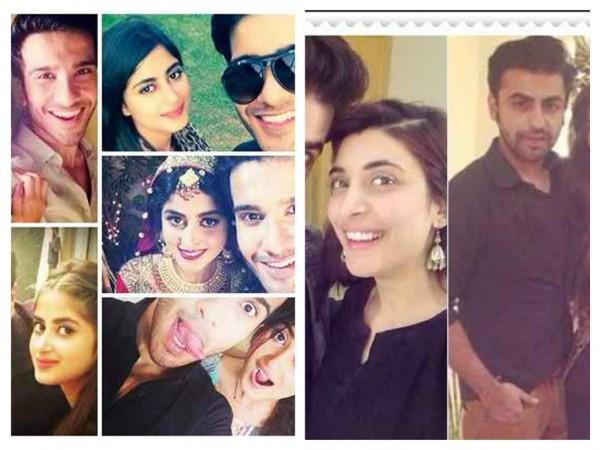 Which Pakistani Celebrities Should Get Married iIn 2015