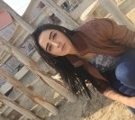 sanam chaudhry at hawksbay