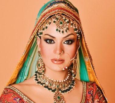 Actress Sadia Imam
