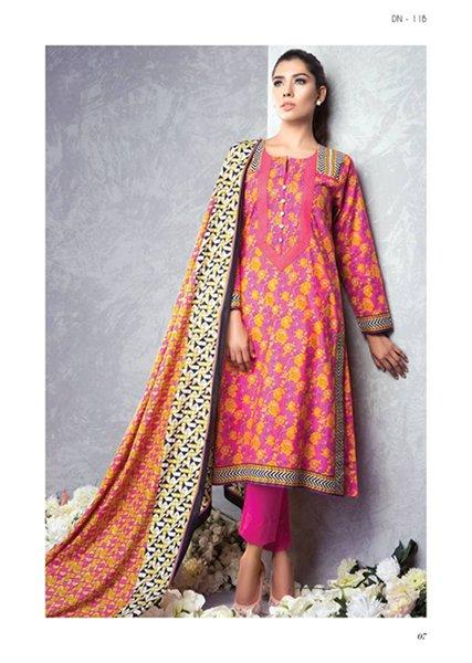 Bonanza Garments Lawn Collection 2015 For Women 0015