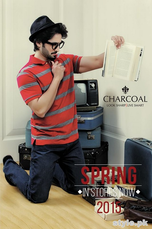 Charcoal Spring Collection 2015 For Men 2