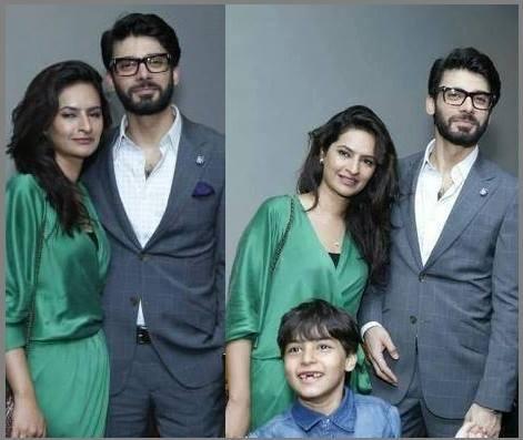 Fawad Khan Loves His Son