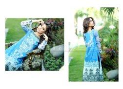 Lala Textiles Sana & Samia Collection 2015 Volume 2 For Women 0012