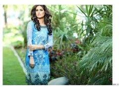 Lala Textiles Sana & Samia Collection 2015 Volume 2 For Women 0013