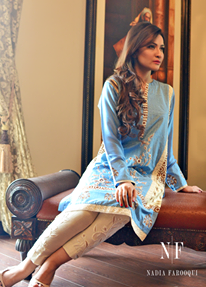 Nadia Farooqui Spring Collection 2015 For Women 0010