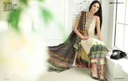 Orient Textiles Lawn Collection 2015 For Women 003
