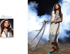 Orient Textiles Lawn Collection 2015 For Women 005
