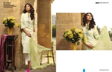 Orient Textiles Lawn Collection 2015 For Women 008