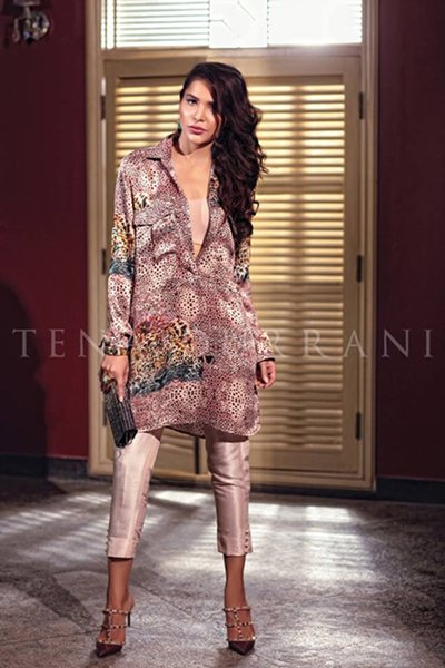 Tena Durrani Summer Collection 2015 For Women 007
