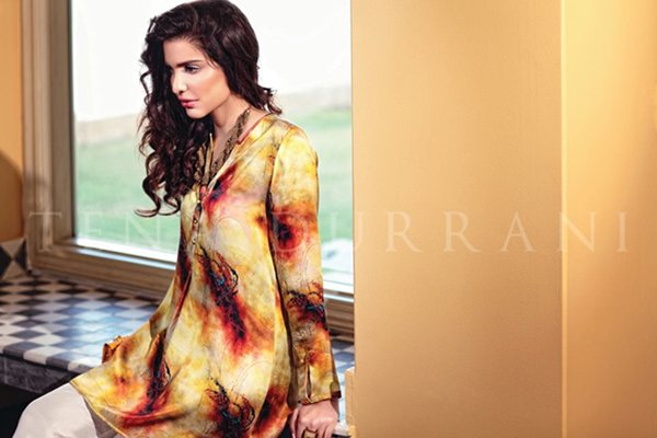 Tena Durrani Summer Collection 2015 For Women