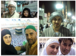 pakistani celebrities on hajj
