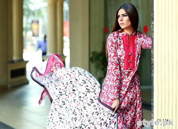 Bashir Ahmad Lawn Collection 2015 Volume 2 For Summer 2