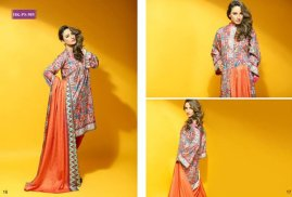Hadiqa Kiani Fabric World Lawn Collection 2015 Volume 2 For Women 008